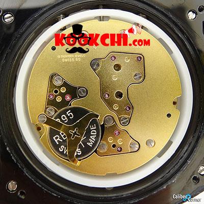 موتور ساعت مچی روندا سویس