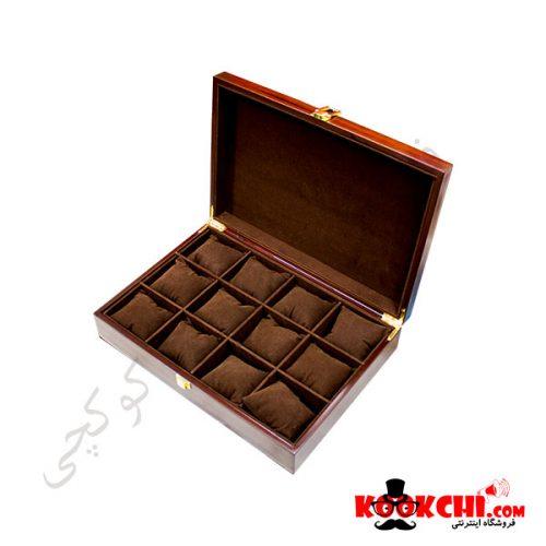 جعبه باکس چوبی ساعت