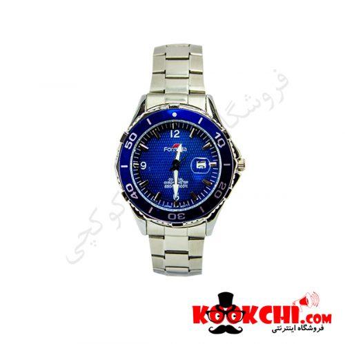 ساعت مچی فرمولا آبی